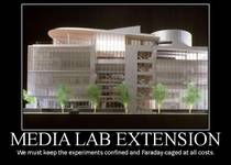 Media Lab Extension